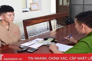 Hà Tĩnh: 13 vụ trộm két sắt gây thiệt hại trên 600 triệu đồng