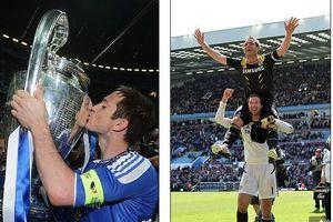 Frank Lampard chính thức làm HLV trưởng Chelsea