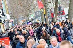 Nghiệp đoàn, chủ ngân hàng Đức nhất trí tăng lương cho người lao động