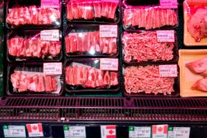 Canada thuyết phục Trung Quốc mở cửa lại thị trường thịt