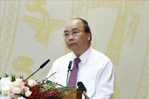 Thủ tướng Nguyễn Xuân Phúc: Kiên quyết không lùi bước trước khó khăn