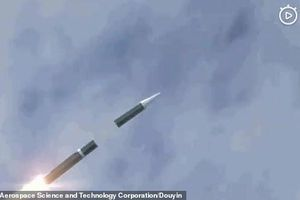 Trung Quốc để lộ tên lửa hạt nhân bay nhanh gấp 10 lần âm thanh?