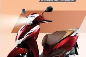 Honda LEAD thêm nâng cấp mới, mang lại sự an toàn hơn cho người dùng