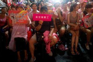 Đài Loan: Eva Air hủy bỏ hàng trăm chuyến bay do cuộc đình công kéo dài