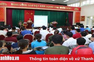 Huyện Quan Hóa: Nâng cao khả năng sử dụng và tiếp cận thông tin trên mạng internet cho các xã khó khăn