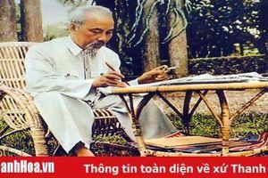 Kế hoạch tổ chức Cuộc thi 'Học tập Di chúc của Chủ tịch Hồ Chí Minh'