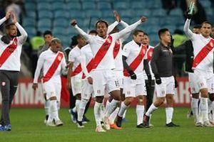 Peru lại gây địa chấn tại Copa America