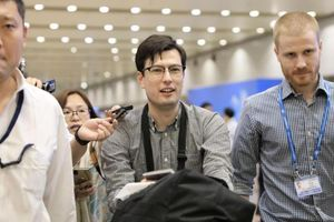 Công dân Úc được thả ra từ Bắc Triều Tiên trong trạng thái 'tinh thần tốt'
