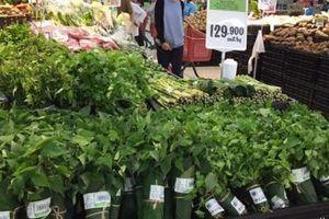 Hà Nội đặt mục tiêu 100% các trung tâm thương mại, siêu thị không dùng túi nilon vào năm 2020