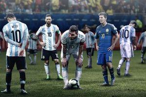 Cả nền bóng đá Argentina 'chuyền bóng' cho Messi: Bi kịch của thiên tài