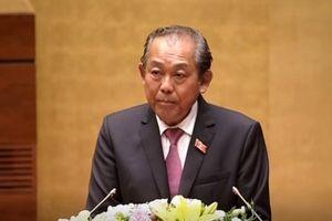 Phó Thủ tướng yêu cầu kiểm tra việc Big C ngừng nhập hàng dệt may Việt Nam