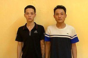 2 đối tượng trộm cắp rút dao bầu chống trả lực lượng làm nhiệm vụ