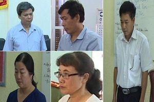 Gian lận thi cử ở Sơn La: 3 người khai nhận tiền bị đề nghị truy tố đến 10 năm tù