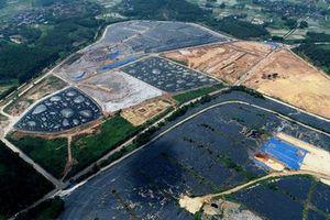Thống nhất chính sách bồi thường cho dân vùng ảnh hưởng bãi rác tại Sóc Sơn (Hà Nội)