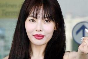 'Nữ hoàng sexy' HyunA dính nghi vấn bơm môi