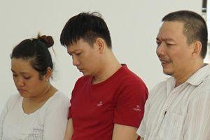 3 anh em ruột giả người nước ngoài để lừa đảo qua mạng