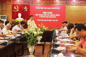 Quận Thanh Xuân: Công dân hài lòng khi thực hiện thủ tục hành chính