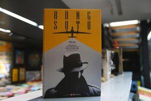 'Răng sử tử': Cuốn sách trinh thám hấp dẫn của nhà báo Yên Ba