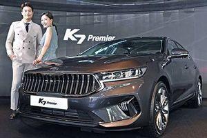 Xe Kia K7 2019 từ 617 triệu đồng có gì mà hút khách?