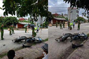 Điện Biên: Hai xe máy đấu đầu, 1 người tử vong