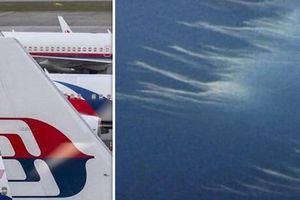 Vụ MH370: Tung tích chiếc máy bay mất tích được tiết lộ qua vệt dầu loang?