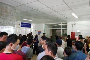 Sự thật về vết bầm trên trên ngực nghi can cấp cứu tại bệnh viện Đà Nẵng