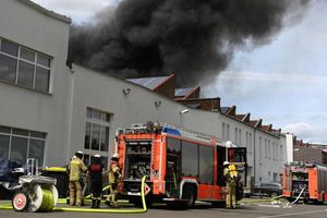 Không có thương vong về người trong vụ cháy Trung tâm thương mại Đồng Xuân tại Đức
