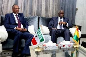 Somalia cắt đứt quan hệ ngoại giao với Guinea