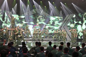 Hình ảnh người chiến sỹ BĐBP Cao Bằng trong chương trình 'Chúng tôi là chiến sỹ'