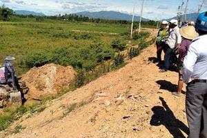 Người dân Đà Nẵng hãi hùng khi cán bộ xã chôn lợn dịch đầu nguồn nước