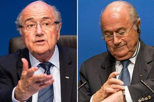 Cựu chủ tịch Sepp Blatter đòi FIFA trả lại 60 chiếc đồng hồ xịn