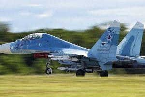Nga lại điều máy bay chiến đấu Su-27 chặn máy bay trinh sát Mỹ