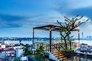 Khám phá 8 quán coffee view trên cao 'trốn' deadline cuối tuần tại Hà Nội