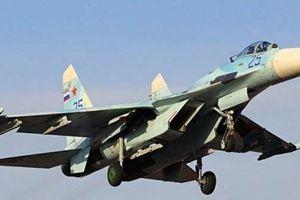 Máy bay chiến đấu Nga chặn máy bay do thám của Mỹ ở Biển Đen