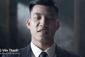 VFF nói gì vệ việc Vũ Văn Thanh quảng cáo cho ứng dụng Binomo?