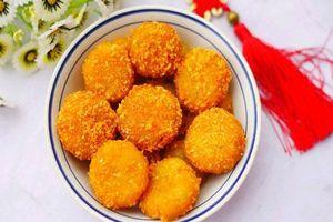Mát trời tranh thủ làm ngay món bánh đậu xanh giòn thơm ngon nhức nhối!
