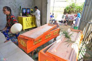 Gia cảnh khó khăn của cặp vợ chồng bị vùi lấp bên chân cầu do ảnh hưởng của cơn bão số 2 ở Thanh Hóa
