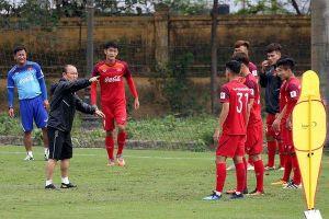 HLV Park Hang Seo triệu tập 18 cầu thủ U23 Việt Nam: Vắng Quang Hải, Bùi Tiến Dũng