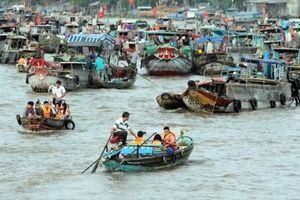 Tạo điểm nhấn cho du lịch đồng bằng sông Cửu Long