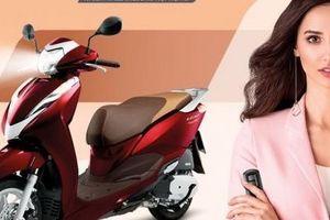 Honda Việt Nam chính thức giới thiệu phiên bản mới của LEAD 125cc - Thêm trang bị tiện ích giá từ 38,2 triệu VNĐ