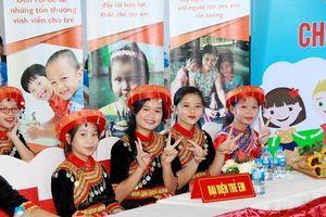 Diễn đàn trẻ em Thanh Hóa: 64 đại biểu 'đăng đàn' nêu ý kiến, nguyện vọng