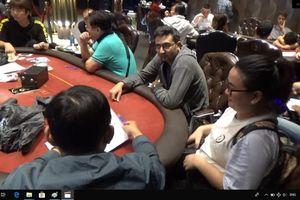 Triệt phá sòng bạc Poker 'khủng' do nhóm người nước ngoài cầm đầu