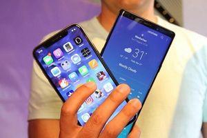 iOS và Android: Ai là ông vua hệ điều hành?