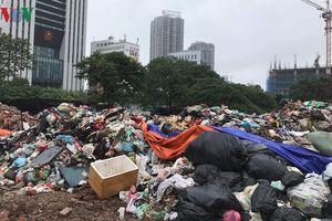 Vì sao dân căng lều bạt chặn xe chở rác vào bãi Nam Sơn?