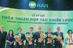 A An – thương hiệu gạo sạch Việt Nam với chất lượng đạt chuẩn quốc tế