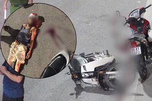 Hà Nội: Lại xảy ra tai nạn nghiêm trọng tại hầm Kim Liên, một người đàn ông trọng thương