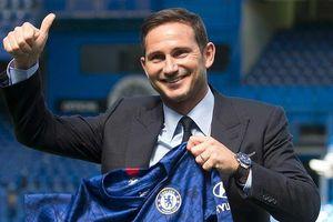 Lampard giải bài toán thiếu Hazard và án phạt cho Chelsea