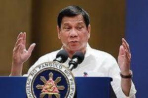 Biển Đông: Ông Duterte thách Mỹ tuyên chiến Trung Quốc