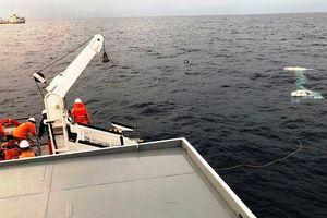 Đưa thợ lặn giỏi ra biển tiếp tục tìm 9 ngư dân mất tích