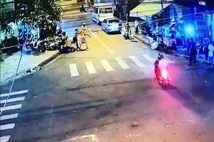 Đồng Nai: Truy tố người đấm vào mặt cảnh sát giao thông